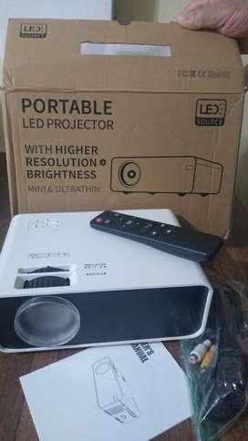 Proyector led portable Nuevo