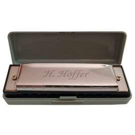 ARMONICA 10 HUECOS HM-01-10 H.HOFFER VA1055