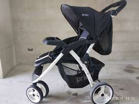 Oferta dos productos Coche bebé marca priori + cuna, segunda mano