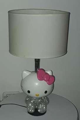 Lampara de Mesa Hello Kitty Gigante