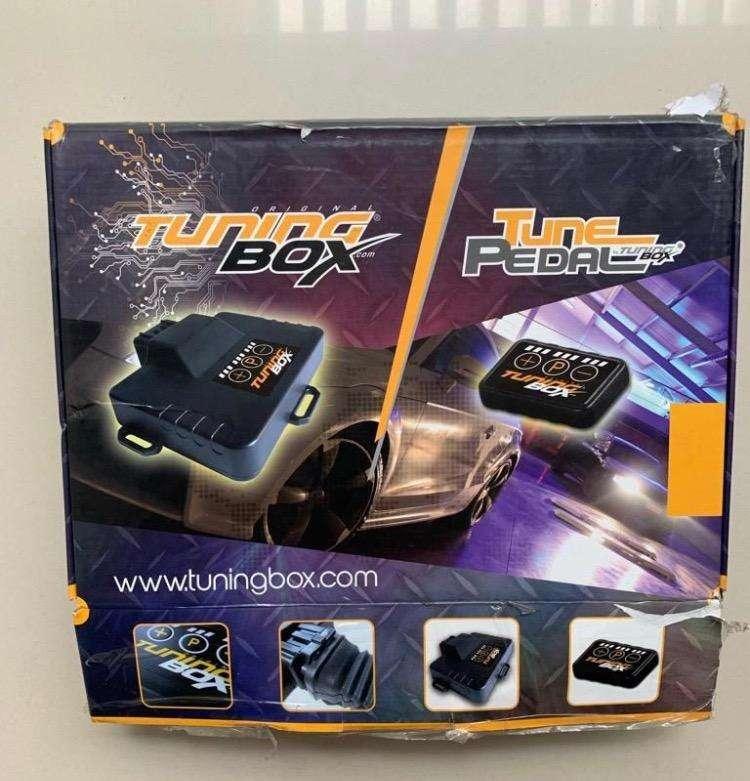 Chip de Potencia Toyota  Tunning Box 0