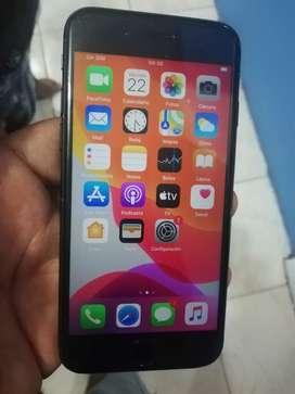 Vendo iPhone 7 normal de 32gb libre de todo