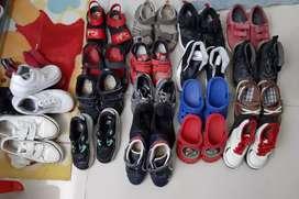 Zapatos talla 22-26