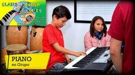 LA PRIMERA CLASE GRATIS - CLASE DE MUSICA A DOMICILIO DESDE $19.990
