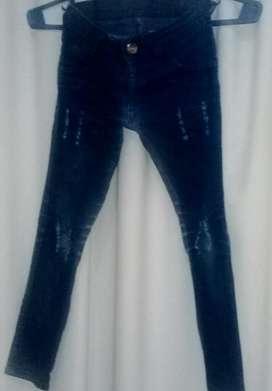 Pantalon de Jeans Niña