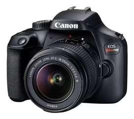Canon Eos Rebel T100 18-55mm Iii Kit Dslr