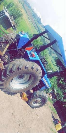 Se vende tractor sonalika año 2009 de 90hp..