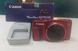 Camara Canon Power Shot SX710 HS