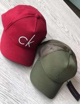 Gorras de hombre y mujer