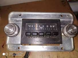 Radio de Ford clásico