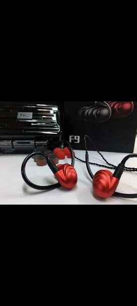 Audífonos Fiio F9 pro