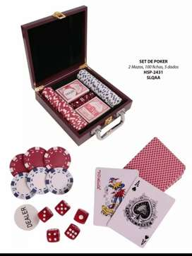 Poker en maleta