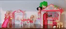 Venta  cocina / parque chlesea (barbie)