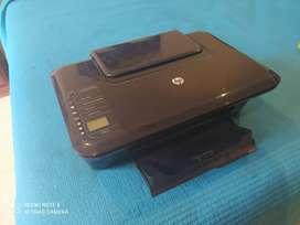 Impresora HP Deskjet 3050 All In One J610 Series