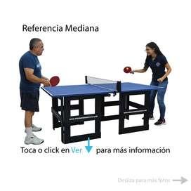 Mesa de tenis ping pong nuevas referencia mediana (leer descripcion)