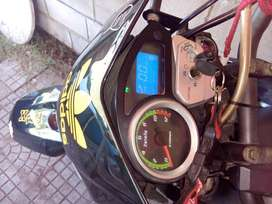 Vendo moto zanella enduro impecable