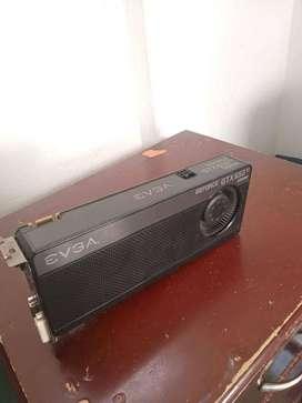 EVGA GTX 650Ti Boost 2gb DDR5