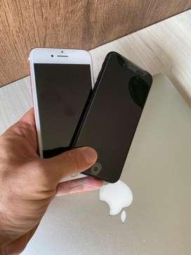 IPhone 7 32gb hermoso impecable estado cargador líbre somos tienda dom