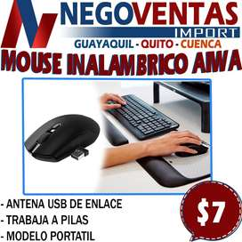 MOUSE INALAMBRICO AIWA EN DESCUENTO EXCLUSIVO DE NEGOVENTAS