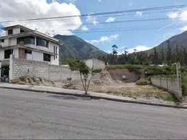 Se vende terreno en la Urbanización la Marca San Antonio de Pichincha