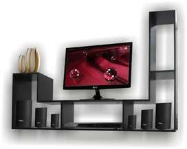 Muebles Tv Lcd Led Modulos L Combinables Mardelmuebles