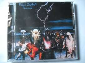 black sabbath live evil cd sellado