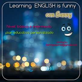 Aprende inglés con Benny