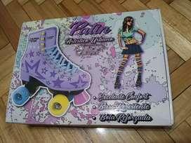 Vendo juego de patines Artístico Urbano