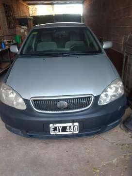 Vendo Corolla 2004
