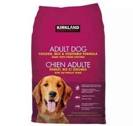 Comida Perro Adulto Kirkland Signature