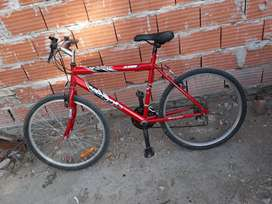 Mountain bike rod 26