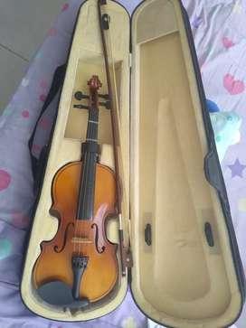Vendo violín excelente estado