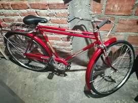 Bicicleta turismera nueva