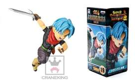 BANPRESTO WCF SUPER DRAGON BALL HEROES FUTURE TRUNKS