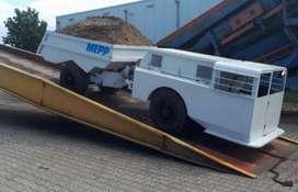 DUMPER MINERO NUEVO PERFIL BAJO MEPP 406  6 Tn.-EUROPEO -MADE IN HOLANDA