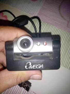 Vendo webcan Omega