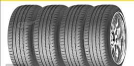 Neumático x4