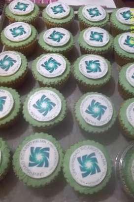 Torta y cupcakes para empresas