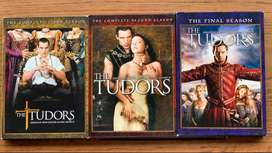 The Tudors DVD Serie completa