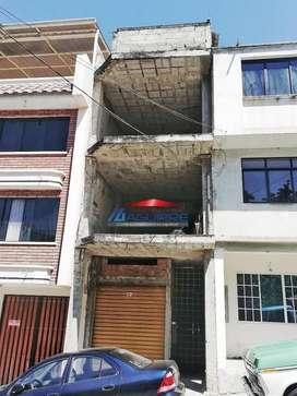 Venta de Edificio en Construcción - Piñas