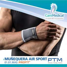 Muñequera Air Sport - PTM  - Ortopedia Care Medical