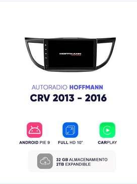 Autoradio Hoffmann Homologado Honda CRV 2013 – 2016 10″ Android 9.1