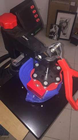 Maquina sublimar Gorras cap y mugs