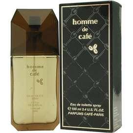 Perfume Cofinluxe Homme de Cafe para Caballero 100ml ORIGINAL