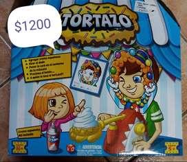 juego tortazo