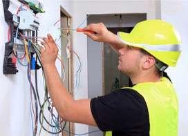 Soluciones eléctricas y servicios generales.