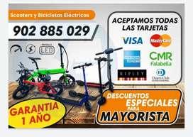 3MG PERU SAC te trae lo mejor en scooters y bicicletas eléctricas en ofertas increíbles