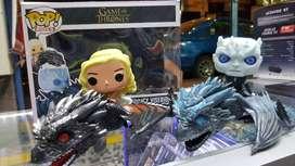 Game Of Thrones - Daenerys y Drogon