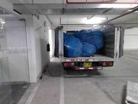 servicios de eliminación de desmonte y taxi carga