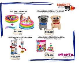 Juguetes Market Virtual